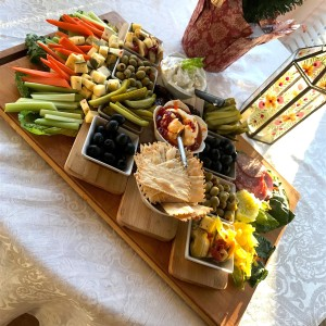 Family - Thanksgiving 2017 Relish Tray